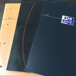 Notebooks A4+ For Fountain Pen