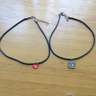 One Direction Chokers