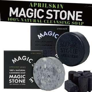 (現貨) 韓國 魔法石 天然潔面皂
