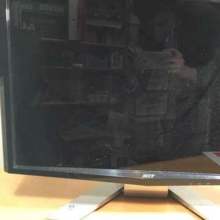 電腦銀幕 ACER p243w