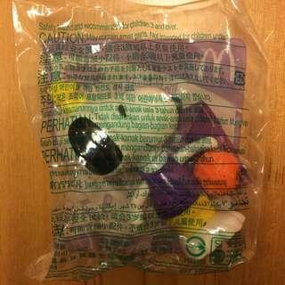 運球史努比造型-2007年麥當勞玩具