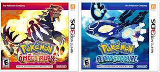 Want to buy 3ds pokemon ruby or sapphire