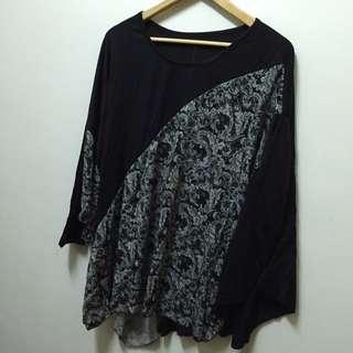 🌺全新冬裝出清賠售🌺棉質傘狀造型上衣