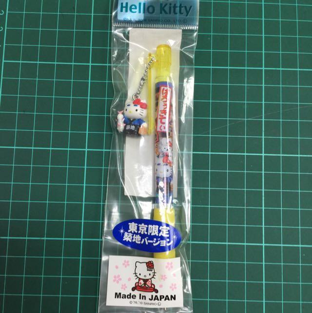 日本東京限量自動鉛筆