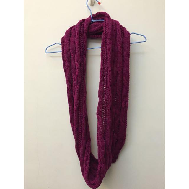 色彩圍巾(脖圍)