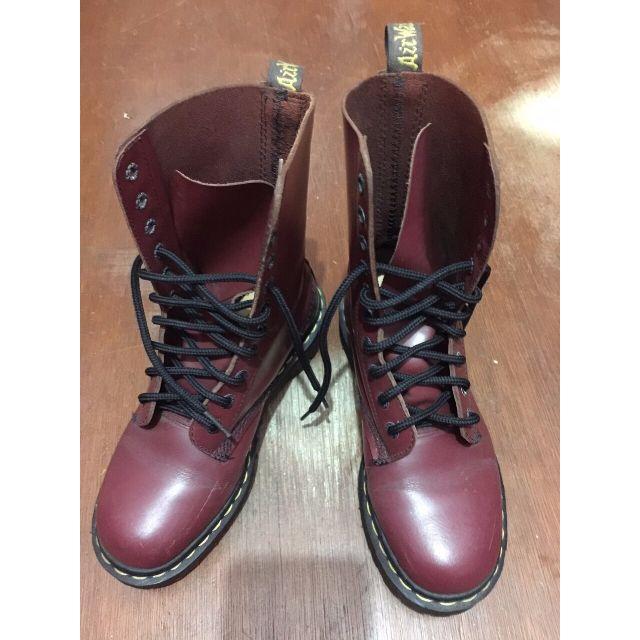 十孔馬丁鞋