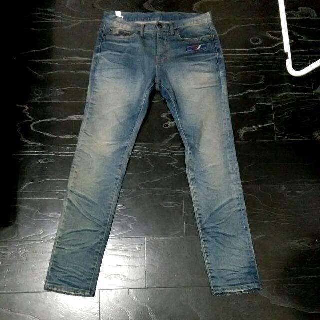 韓製牛仔褲