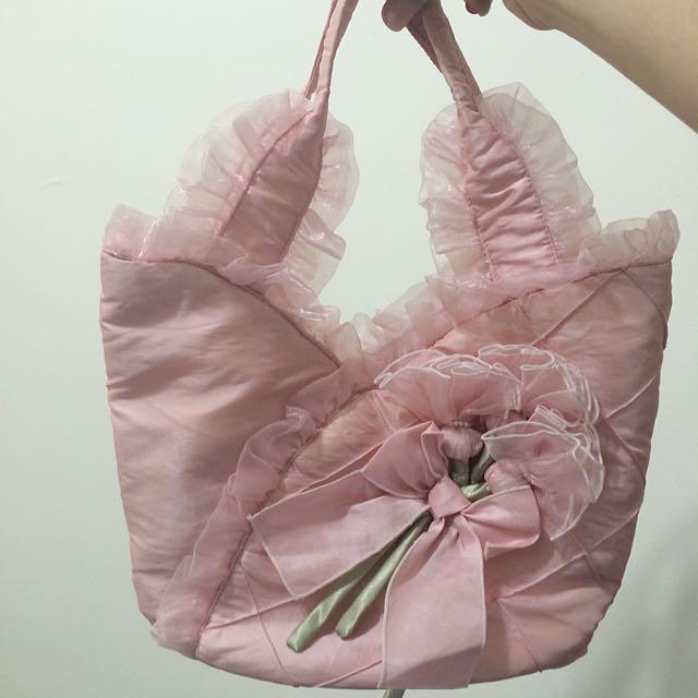 全新粉紅色花朵包