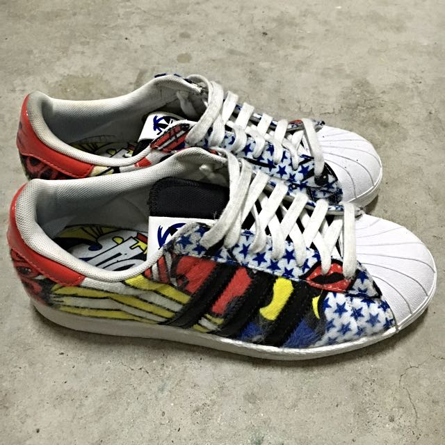 [RESERVED] Adidas Superstar Rita Ora (Womens), Women's Fashion on Carousell