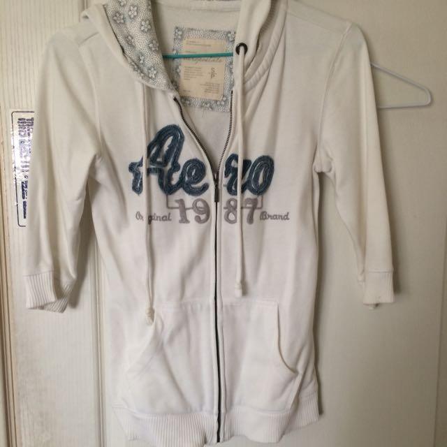 Aero 七分袖合身外套