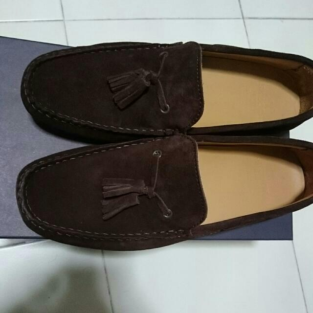 Authentic Sacoor Brothers Boat Shoes *Price Reviewed*