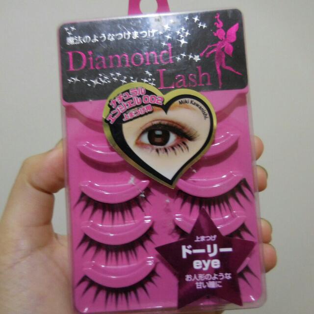 Diamond Lash 假睫毛 全新 3對