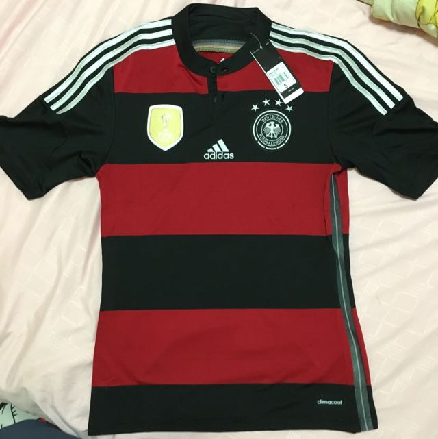 Germania Deutschland football shirt BABY GROW Romper Suit Babygrow B40