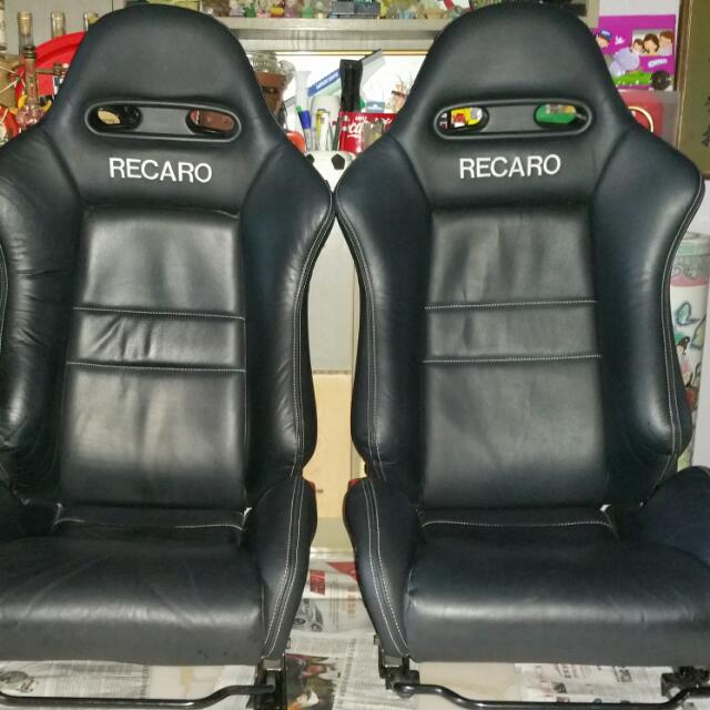 Honda Integra DC5R Type R Recaro SR4 Sports Seats Bride