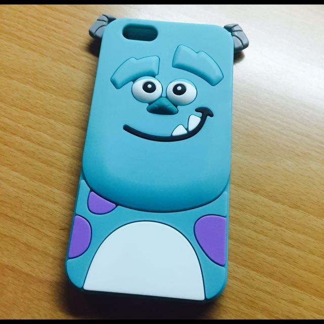 Iphone6毛怪手機殼💕