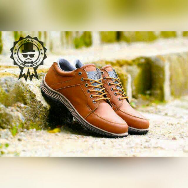 John Project Leather || TAN