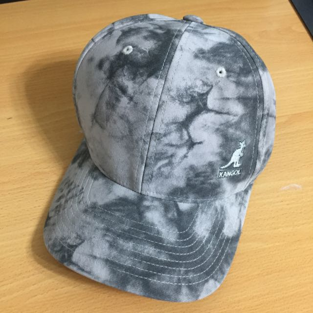 KANGOL 渲染風袋鼠棒球帽