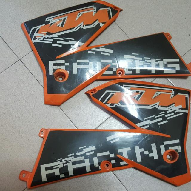 KTM Spare Parts For Sale, Car Accessories on Carousell