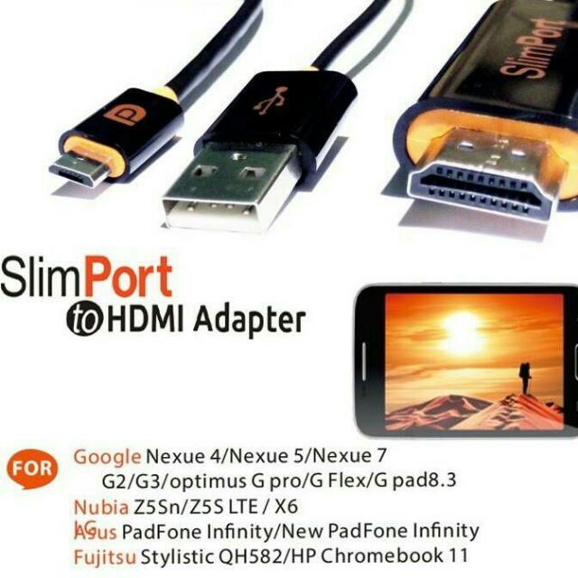 MHL第二代 高清 Google Nexus LG ASUS 手機轉電視 HDMI