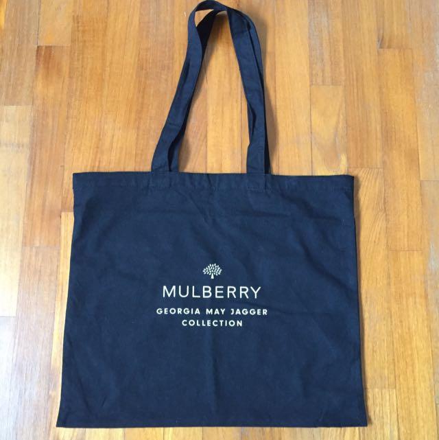 c9c958d90c911 Mulberry Georgia May Jagger Tote Bag
