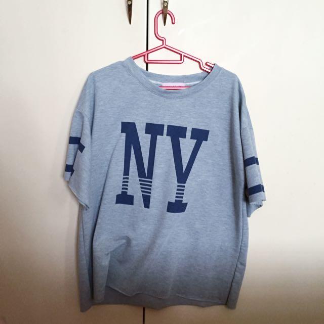 NY Boyfriend Shirt