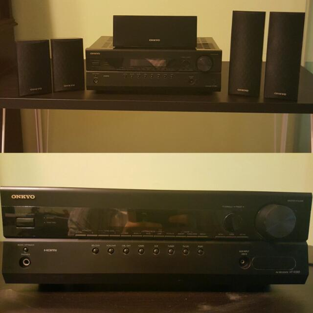 Onkyo Home Theatre System HTS-3300