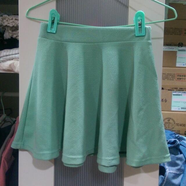 Tiffany綠 短裙