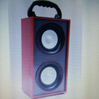 Reduced! Portable Speaker - Great Sound Quality