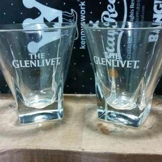 格蘭利威 酒杯 無盒裝