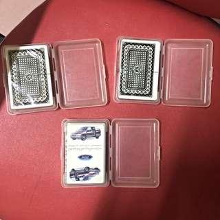 [全新]撲克牌x3