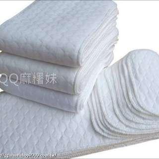 純棉舒適可洗尿片