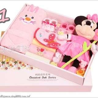 出生嬰兒禮盒