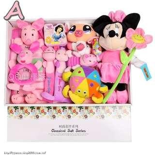 寶貝玩偶禮盒組