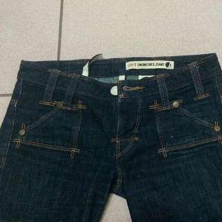LEVI'S 3D直筒褲(木村拓哉代言)深色款