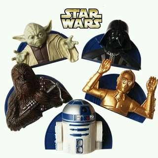 ●星際大戰 Star Wars 零食夾●