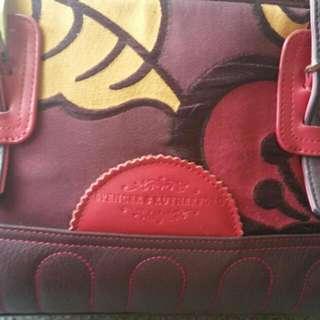 Handbag: LIMITED Edition Spencer & Rutherford
