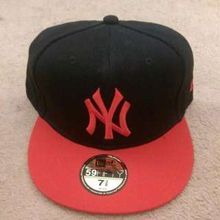 New York Yankees Fitted cap