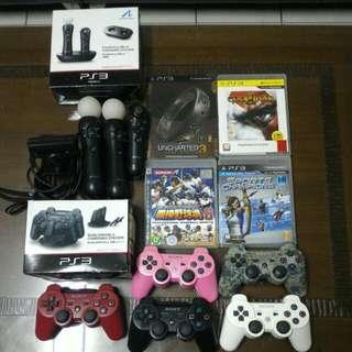 PS3整組系列