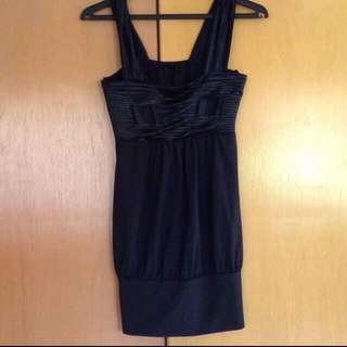 Party Black Dress