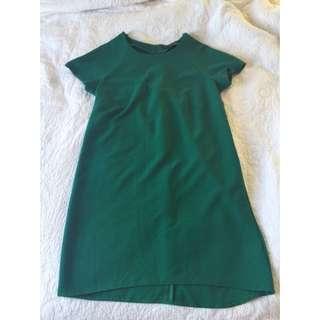 Size 14 Green Dress