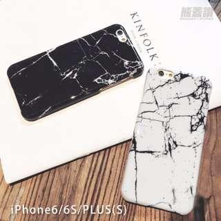 iPhone6 6S PLUS 大理石 質感 紋路 手機殼 保護殼 全包邊 軟硬適中 大理石紋 低溫時尚 潮殼 韓國流行