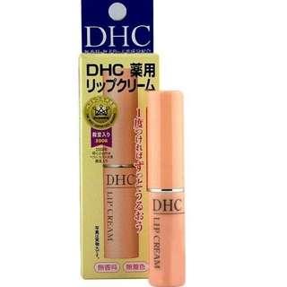 DHC 純欖護唇膏 日本帶回 全新