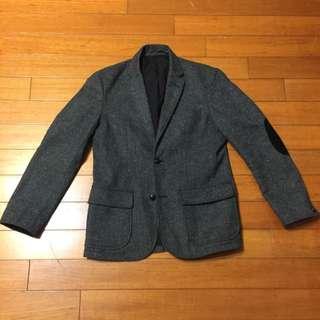 休閒外套 西裝外套 M號