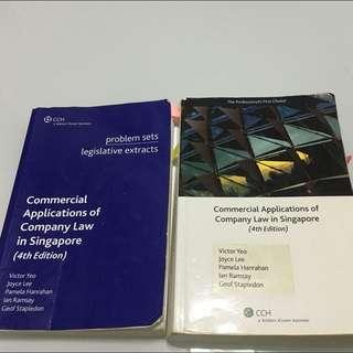 RMIT LAW2464 / NTU AC2302 Company Law