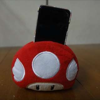 蘑菇手機座(不包含手機)