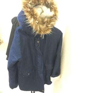 保暖外套 大衣