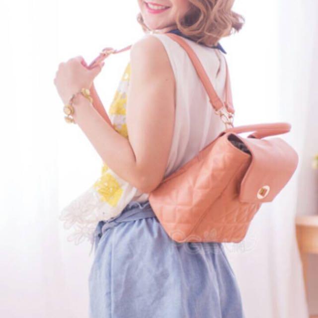 時尚肩背小包包