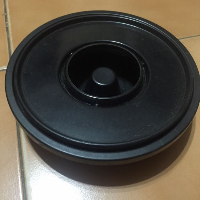 全新菸灰缸(黑)