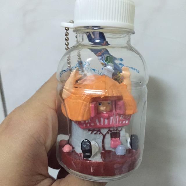 愛麗絲房子瓶罐公仔