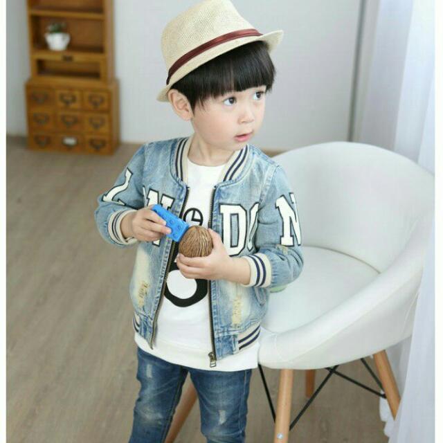 韓版牛仔外套